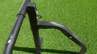 wall mounted chin up bar 110cm wide