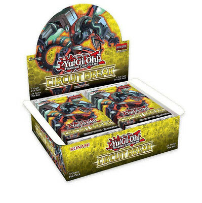 YuGiOh Circuit Break Complete set of Cards from Booster Box CIBR COTD *READ ALL*