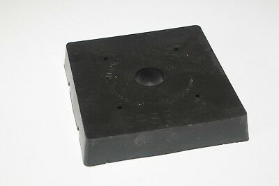 Simpson Strong-Tie CPS6 Plastic Stand-Off Base 6X6 Post Column Compost Composite
