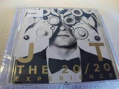 CD*JUSTIN TIMBERLAKE**MAN OF The Woods***nagelneu & Ovp