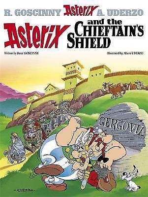Asterix and the Chieftain's Shield (Asterix (Orion Paperback))-ExLibrary
