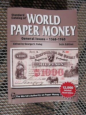 Standard Catalog of World Paper Money - General Issues 1368-1960 - 14th edition