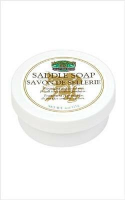 Saddle Soap - Tub - 125G / 4 oz