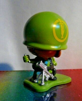 Awesome Little Green Men #21 CORPORAL GRIMES Green