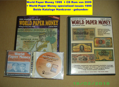 World Paper Money  1999