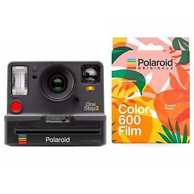 Polaroid Originals 9009 OneStep2 VF Instant Film Camera w/4848 Tropicalia  Film