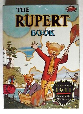 Rupert  1941 Facsimile  Annual New