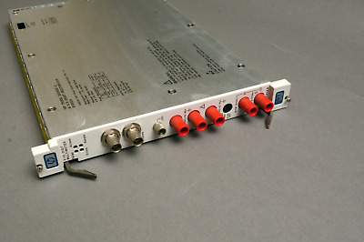 VXI HP E1412A 6 1/2 Digit Multimeter Agilent 75000 Series C