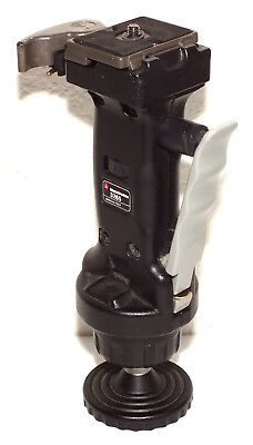 """Manfrotto 3265 Grip Action """"Joy Stick"""" Ball Head - LOOKS GREAT & WORKS FINE !!!!"""
