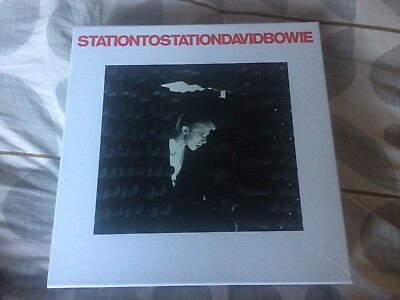 David Bowie - Station To Station Super Deluxe Boxset Unplayed, Near Mint