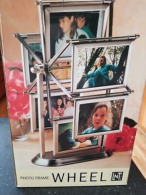 Silver Photo Frame Ferris Wheel