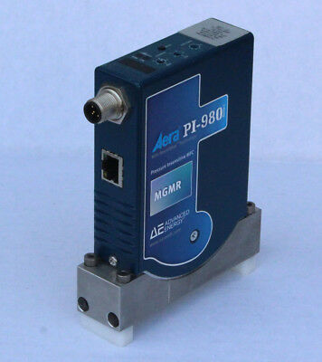 Aera PI-980 Advanced Energy Pressure Insensitive MFC Controller 30000 SCCM , N2