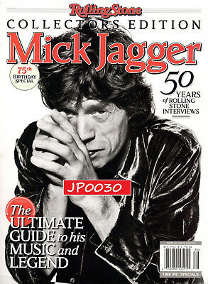 Rolling Stone Special Collector's 2018, Mick Jagger, Brand New/Sealed