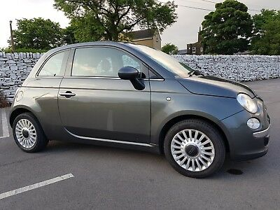 Fiat 500 Lounge Rhd S/s 1.25 Petrol 2013 One Owner From New