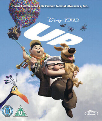 Up Blu-ray (2011) Pete Docter cert U Highly Rated eBay Seller Great Prices