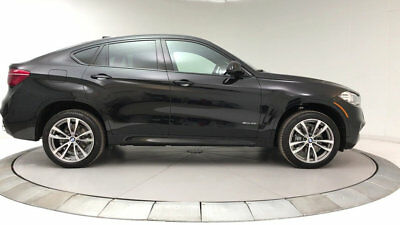 BMW X6 sDrive35i Sports Activity sDrive35i Sports Activity New 4 dr Automatic Gasoline 3.0L STRAIGHT 6 Cyl Black