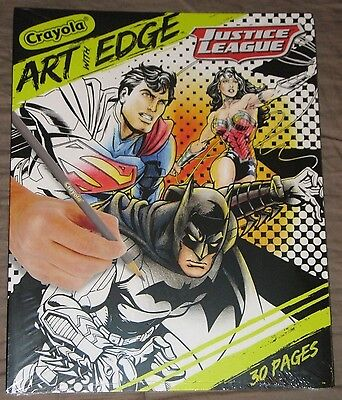 Crayola Art with Edge Justice League Collection Adult