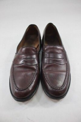 Allen Edmonds Randolph Loafers 10.5 C Oxblood