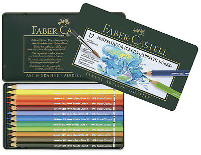 Faber-Castell: Albrecht Durer Pencil (Tin of 12)