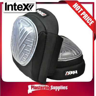 Intex Knee Pads with Gel Filled Caps Workwear Protection KP088