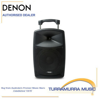 Denon ENVOI Portable PA with Wireless Handheld Microphone