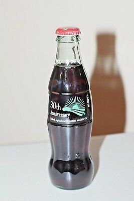 2007 Sunbelt Agriculture Exposition Moultrie GA 8oz Coca-Cola Bottle-scratches
