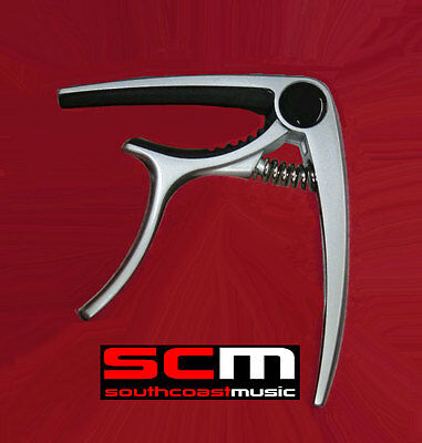Guitar Capo Professional Heavy Duty High Performance  Acoustic & Electric Guitar