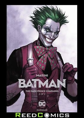 BATMAN THE DARK PRINCE CHARMING BOOK 2 HARDCOVER (1st Printing) New Hardback