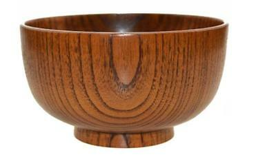 natural Jujube wooden bowl,Japanese style Creative chinese hand,bailer,Rice wood