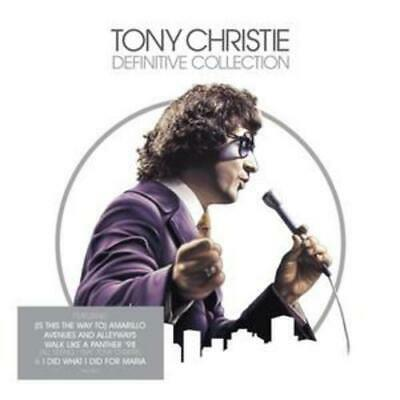 Tony Christie : Definitive Collection CD (2005) Expertly Refurbished Product