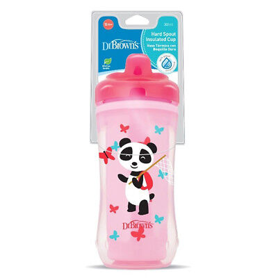 NEW Dr Brown' s Hard Spout Transition Sippy Cup, Bottle Toddlers Infants