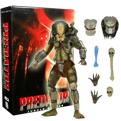 "NECA Jungle Hunter Predator Ultimate 7"" Action Figure Movie Collection 1:12 Doll"