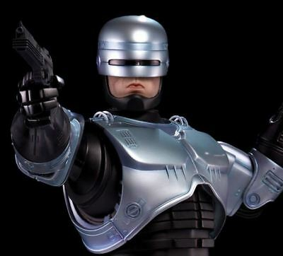 ROBOCOP 1/4 SCALE STATUE POP CULTURE SHOCK COLLECTIBLES Limited to 600