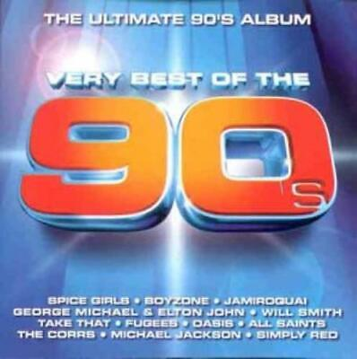 Various Artists : Very Best of the 90s CD