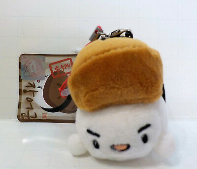 Cotton Foods Sushi EEL plush phone charm for smartphone