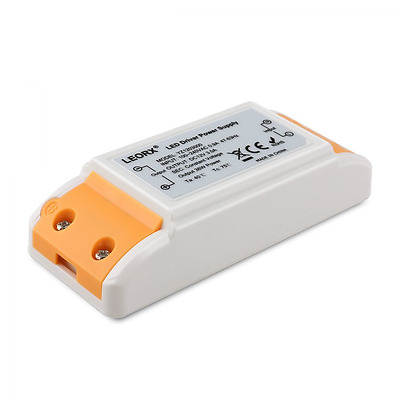 LED Power Supply Driver Transformer - 36W, 12V DC, 3A - Constant Voltage for LED