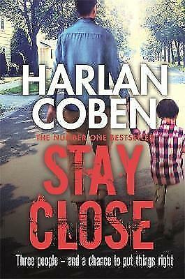Stay Close by Harlan Coben (Paperback) Book