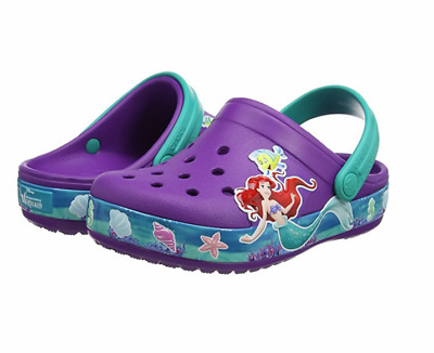 9c638be23 CROCS 205213-57H CB PRINCESS ARIEL CLOG K Kid´s (M) Amethyst Croslite  Slip-On -  34.99