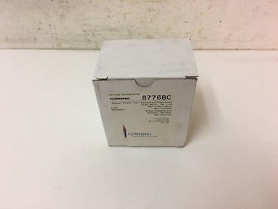 NEW Corning Assay Plate 1536 Well No Lid, Black Polystyrene, 10 Pack, 8776BC