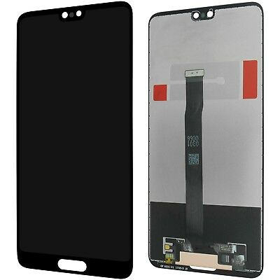 Huawei P20 Komplettes LCD Display Touchscreen + mit Rahmen