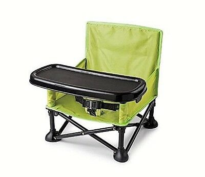 Booster Seat Child Toddler Chair Table Kitchen Folding Portable Indoor Outdoor