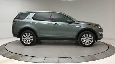 Land Rover Discovery Sport AWD 4dr HSE LUX