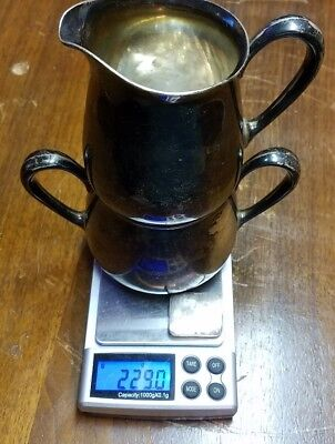 229 grams of Sterling Silver