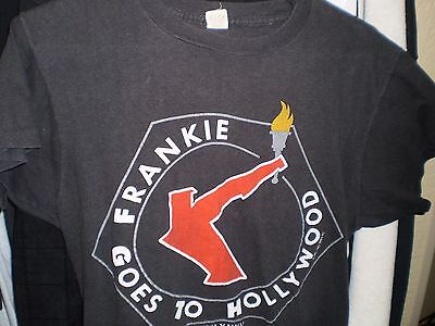 Frankie Goes To Hollywood BANG! 1985 VINTAGE Tour RELAX! When You Want To 'Come'