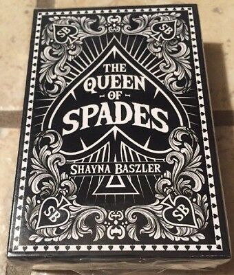 "NXT ""Queen Of Spades"" Shayna Blaszler Playing Card Deck, Four Horsewoman, UFC"