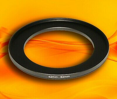 62mm to 82mm 62-82 Stepping Step Up Filter Ring Adapter 62-82mm 62mm-82mm