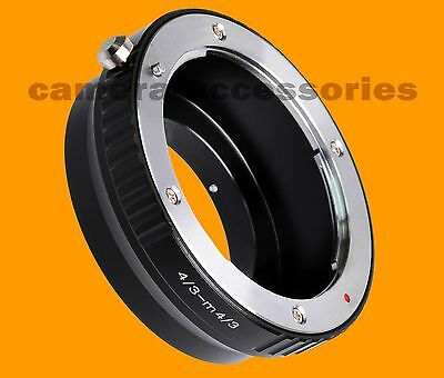 Fits Panasonic 4/3 Lens to Micro Four Thirds m4/3 mount adapter Replace DMW-MA1