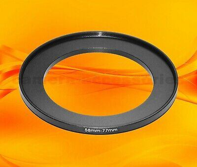 58mm to 77mm 58-77 Stepping Step Up Filter Ring Adapter 58-77mm 58mm-77mm