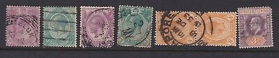 Straits Settlements small collection  FU