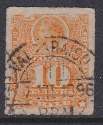 Chile Early stamp FU